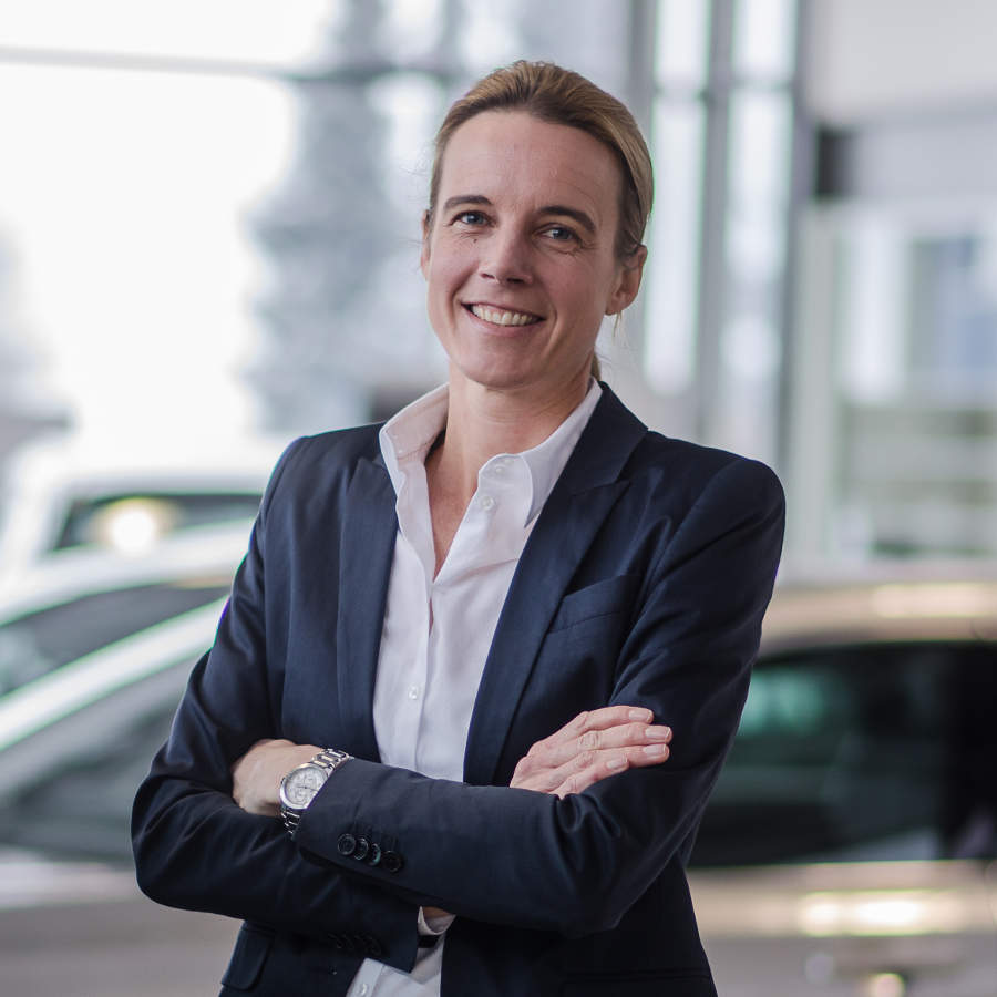 Porträt Rechtsanwältin Stefanie Moser - Fachanwältin für Verkehrsrecht